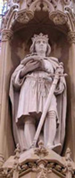 San Luis IX de Francia Biografia, Imagenes, Historia, Rey, Vida