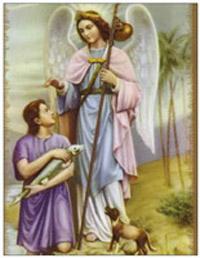 san rafael arcangel imagenes