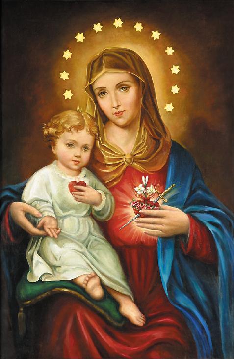 De La Virgen Maria 3 Dibujos De La Virgen Maria 2 Dibujos De La Virgen