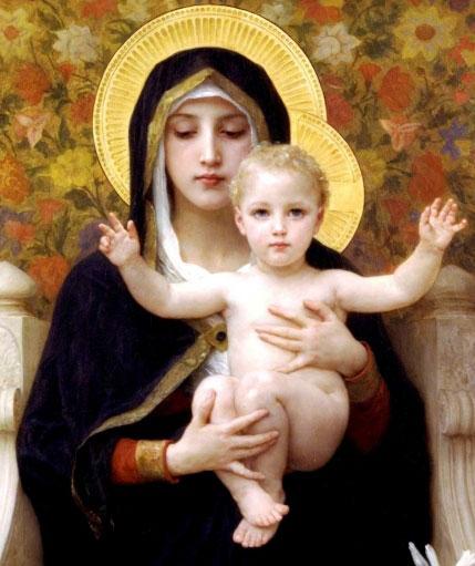 Mariología, Virgen Maria, Dogmas Marianos, Escritos Marianos