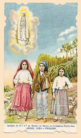 Resultado de imagen para fatima tres pastorcitos