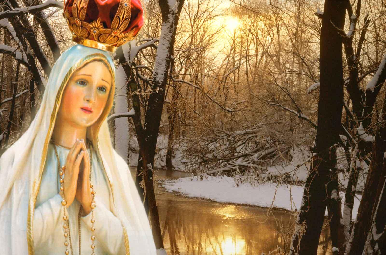 Mensajes de La Santísima Virgen en Fátima 2 - YouTube